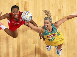 Netball star Geitz says Mackay players have 'amazing' talent