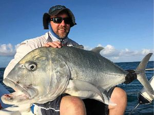 FISHING TAILS: Crystal bowl forecasts more barra catches