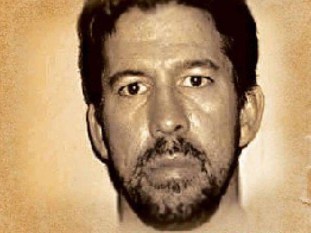 CAUGHT: Kenneth Cook was captured in Western Australia