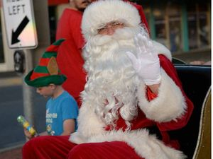 GALLERY: Christmas parade brings out festive fun