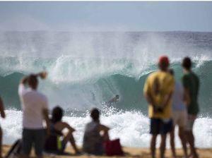 Coleborn is hopeful as Hawaiian Pro has sixth lay day