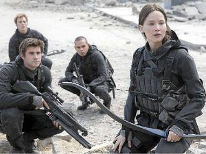Hunger Games: Mockingjay Part 2: The darkest yet