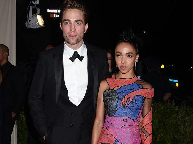 Robert Pattinson is
