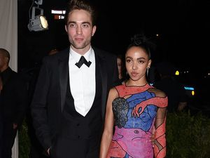 Robert Pattinson 'very much in love' with FKA twigs