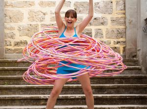 181 hoops of joy as Bree spins into Guinness record