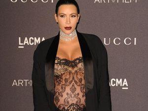Kim Kardashian West vows to drop 30kg after birth of son