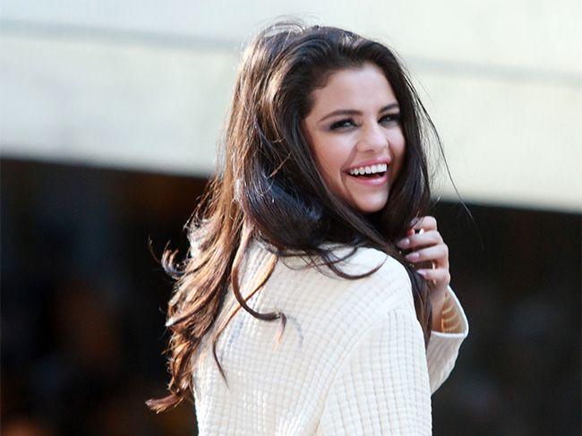 SELENA Gomez is