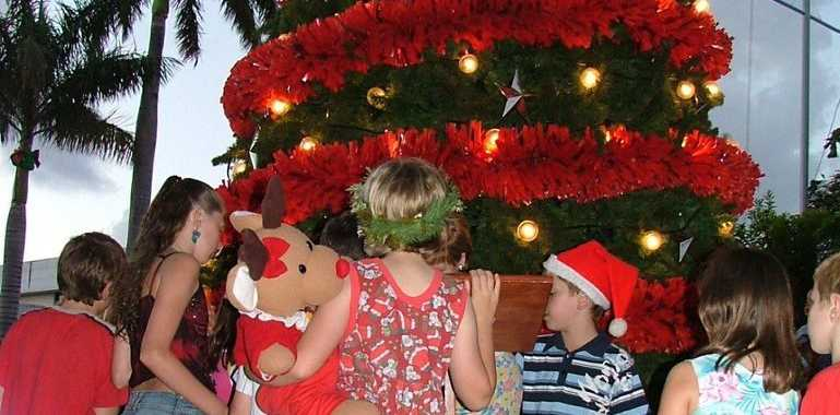 THE COUNTDOWN BEGINS: The Mackay region will come alive over Christmas with events and decorations.