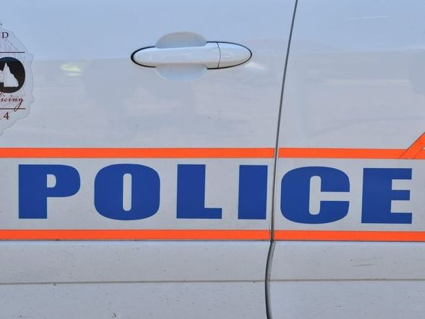 Police charge woman with assault.