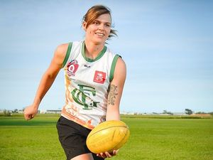Emma to set the trend after AFL talent academy selection