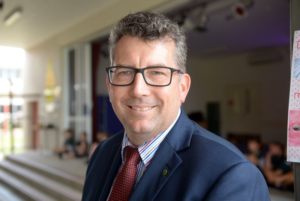 Hinkler MP Keith Pitt said major reforms to Australia's mental health system orchestrated by the Federal Government would help prevent people in need from