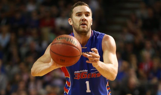 Adam Gibson will be a key for the 36ers. Photo: Morne de Klerk/Getty Images.