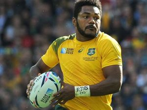 Number's up for Henry Speight in sevens ... for now