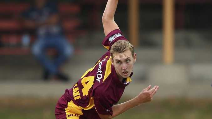 Billy Stanlake impressed during the Matador Cup domestic one-day competition. Photo: Getty Images.