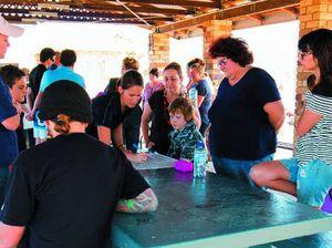 Olive Estate locals begin planning facilities