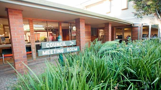 TAKING A STAND: A rally will be staged outside Bellingen Library on Monday in opposition to a possible council amalgamation.
