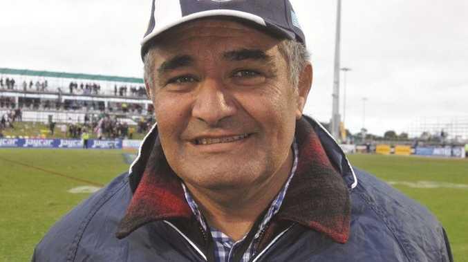 Virgin Australia Stadium Chairman Greg Sutherland. Photo Lee Constable / Daily Mercury