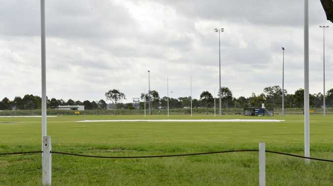 Yesterday's scheduled Brisbane first grade match between the Ipswich Logan Hornets and Wests was called off at the Ivor Marsden Sports Complex due to heavy morning showers.