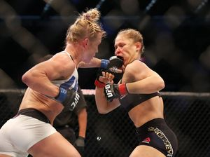 What Holly Holm told Rousey after UFC knockout