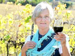 Childers vineyard owner feels for France
