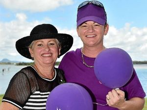 Heartbreak drives cancer fundraiser on Sunshine Coast