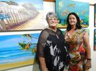 South End inspires Jean's water-themed art exhibition