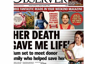 YOUR STORY: Family's ultimate gift saved my life