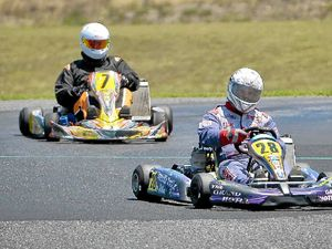 Have a go in karts this long weekend