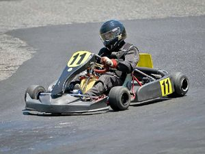 Win for Cox and Cox in Gladstone Kart Club meet