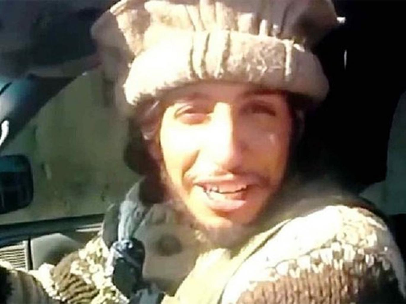 A woman who tipped off police as to the where-abouts of jihadist leader Abdelhamid Abaaoud, pictured, says she feels abandoned by the authorities.