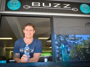 Buzz Superfood Bar to open Bundy store