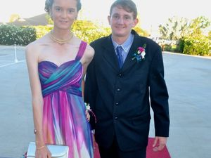 Roma State College Formal 2015