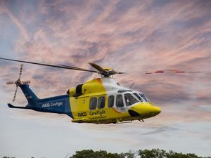 New AgustaWestland 139 takes its first mission