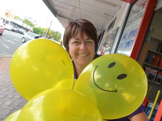 Susan Robertson from Kingaroy Office Central.Photo Rhiannon Tuffield / South Burnett Times