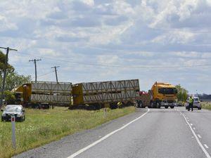 triple fatal on Gore Highway