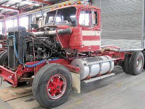 Road Boss restoration quite a story