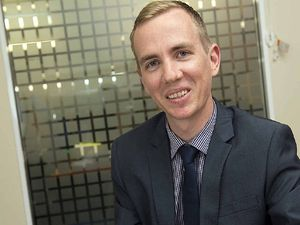 Long-time legal dreams come true for Toowoomba solicitor