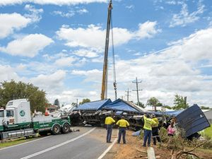 Ulmarra man pleads with authorities to make road safer