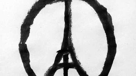 Peace for Paris logo.
