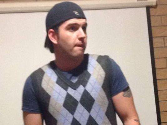 Murder accused Ryan Howes.