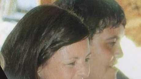 Sue Baumann with her son Kyle: They were best friends.