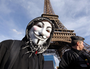 Anonymous begins publishing details of suspected extremists