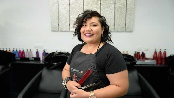 Johannah Giblett is ready for a busy formal season