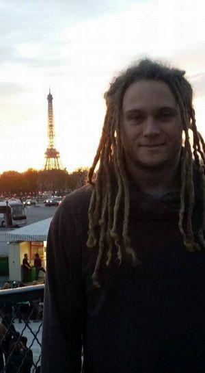 Murwillumbah man Mitchell Nelson was in Paris during Friday night's terror attacks.