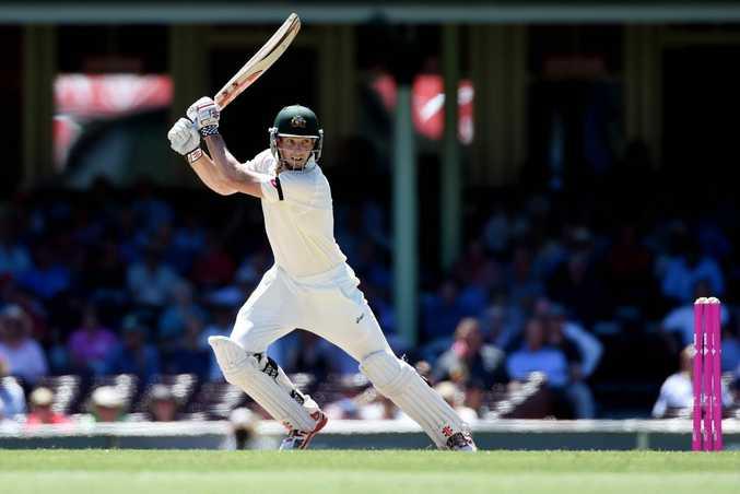 Shaun Marsh is back in the Australian squad.