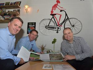 Nambour's CBD revitalisation project going according to plan