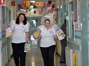 Angels at Toowoomba Hospital