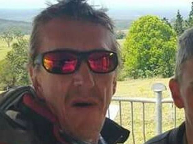 Father-of-three James Robertson sadly passed away on Tuesday night after a motorbike crash at Cooroibah