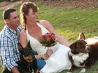 Gladstone readers submitted photos and stories of beloved pets who were invited to weddings.