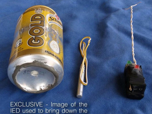 Is this the bomb that brought down the Russian jet in Sinai?